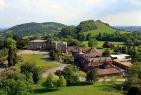 Abberley Hall is an independent coeducational day and boarding preparatory school in Worcestershire