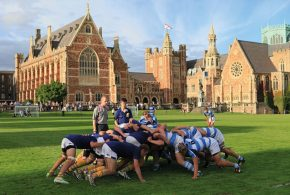 Clifton College is a coeducational independent day and boarding school in Bristol