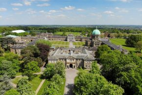 Haileybury independent day and boarding school Hertfordshire