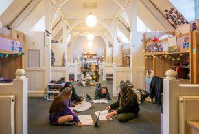 Haileybury independent day and boarding school Hertfordshire