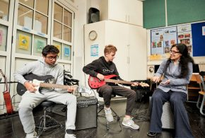 International Community School independent school London W2