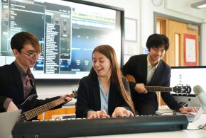 Leighton Park independent day and boarding school Berkshire