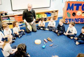 Stanfield merchant Taylors' is an independent preparatory school Merseyside