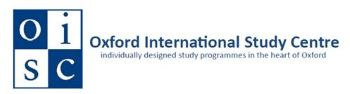 Oxford International Study Centre