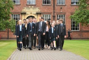 RGS Worcester independent school Worcestershire