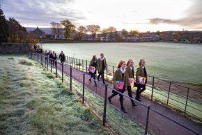 Sedbergh independent boarding school Cumbria