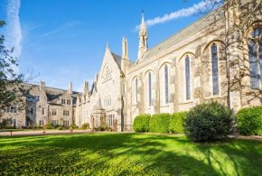 ST Edmund's Canterbury is a coeducational independent day and boarding school in Kent