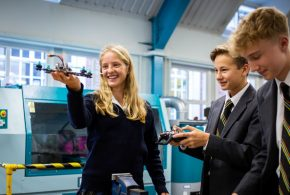 Wellington College is a coeducational independent day and boarding school in Berkshire