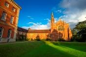 Radley College boys boarding school Oxfordshire