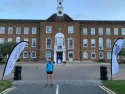 St Swithun's independent girls day and boarding school Hampshire