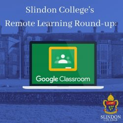 Slindon College Remote Learning