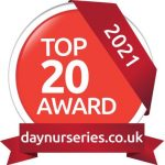 Daynurseries UK Top 20 Day Nursery (Wales) 2021 Award – St Clare's School